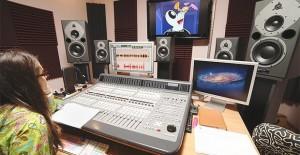"""Дубляж на студии звукозаписи """"ГиперЗвук"""", озвучка, запись диктора"""