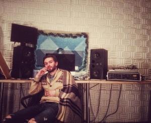 Студя звукозаписи, топовый микрофон, запись вокала